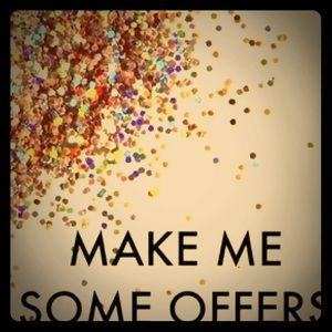 All reasonable offers welcome!